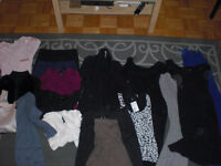 H&M LOT OF CLOTHING XS / 2-4