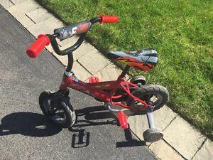 "Disney Cars - 10"" Bike"