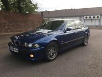 BMW M5 4.9 V8 4DR SALOON