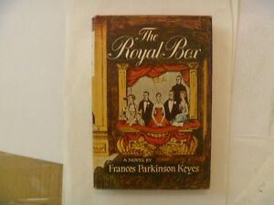 THE ROYAL BOX by Frances Parkinson Keyes 1954 Hardcover