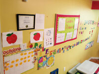 DAYCARE IN BROSSARD BILINGUAL-FLEXIBLE HOURS