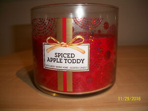 Bath and Body Works Candle used 1x Cornwall Ontario image 1