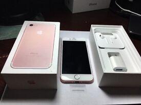 IPHONE 7 PLUS - 126GB - ROSE GOLD - UNLOCKED