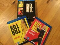 Kill Bill Vol's 1&2 Blu-ray 2 disc set