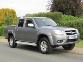 2009 Mazda BT 50 DOUBLE CAB 4X4 INTREPID 156 BHP AUTOMATIC ** 74,000 MILES * ...