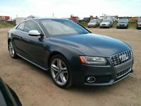 2010 Audi S5 AWD  SUPERCAR  1 OWNER CAR  $275 bi weekly