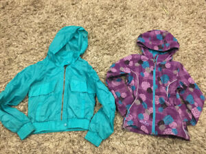 Girls Fall Jacket size 5/6 and 6/6x