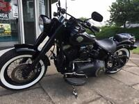 Harley-Davidson FL soft tail slim
