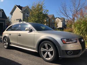 Audi Allroad 2013 MANUELLE 6 VITESSES !