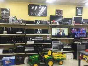 Estate Sale lots Electronics, TV, Video games & system and tool