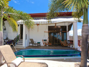 Private Villa (3BR3BA) w Pool in Playa Hermosa, Costa Rica