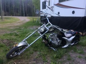 2008 mini chopper with active NOS