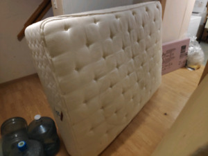 Full/double mattress and box spring combo