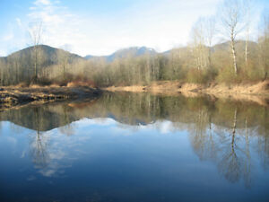 32 Acres on the River-Build your Home, Harrison Mills