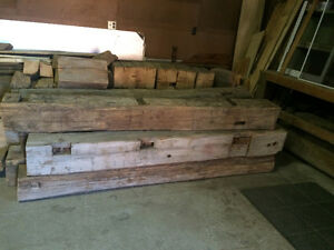 BARN TIMBERS FOR SALE
