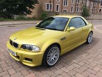 BMW M3 3.2 CONVERTIBLE - 91000 MILES !!!