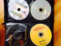 A collection of kids movies