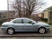 Jaguar X-TYPE 2.1 auto Classic**Low Mileage**Full Years MOT**£1595