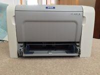 Epson EPL-6200 black + white laser jet printer