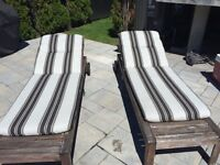 Chaises patio, Patio chairs