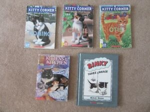 Kitten Themed Children's Books.