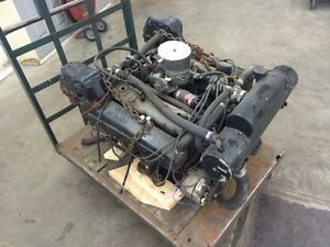 Mercruiser 188 / Ford 302 Engine for Parts or Rebuild