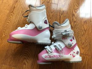 Rossignol Fun Girl Ski Boots - 19.5/235mm