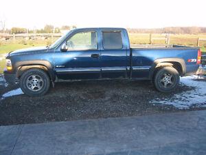 2002 Chevrolet C/K Pickup 1500 Pickup Truck
