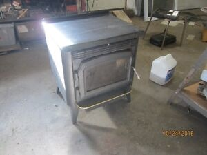 Used Whitfield Pellet Stove