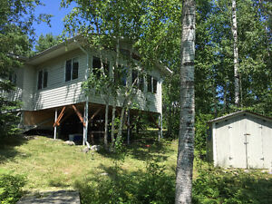 Now's Your Chance to buy a cottage on the lake road access,Hydro