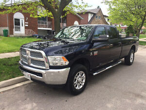 2012 Dodge Ram 2500 3500 slt Pickup Truck 4x4 8 ft box