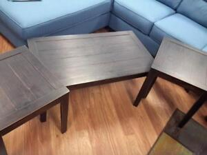 *** USED *** ASHLEY BIRSTROM COFFEE/END TABLES   S/N:51184601   #STORE574