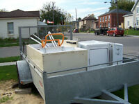 FREE SCRAP METAL, APPLIANCES REMOVAL 519-304-3316 .