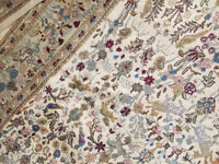 Authentic PERSIAN CARPET - top quality, full thick pile, Tabriz