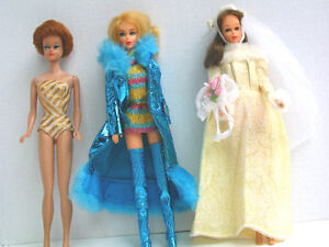 1960's Barbies Collection