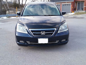 2007 Honda Odyssey E-test & Safety. Great Condition