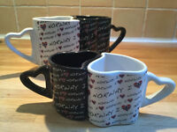 """I love Norway !"" mugs and cups"