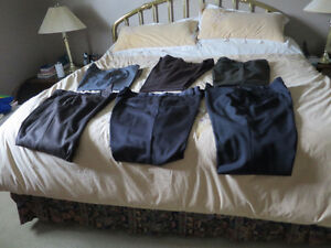 Some trousers never worn others once or twice basically all new.