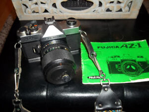 Fujica AZ-1 SLR Film Camera