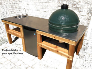 Big Green Egg/Kamado Joe table