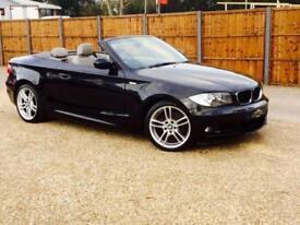 2010 60 BMW 1 SERIES 2.0 118I M SPORT 2D