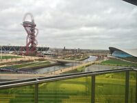 Olympic park view 2bed2bath flat in stratford with Parking E15