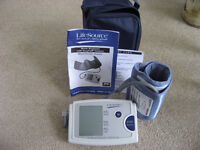 LIFESOURCE BLOOD PRESSURE MONITOR FOR SALE