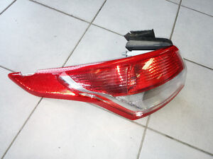 2013 Ford Escape Tale light Assy