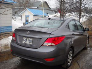 2014 Hyundai Accent Berline