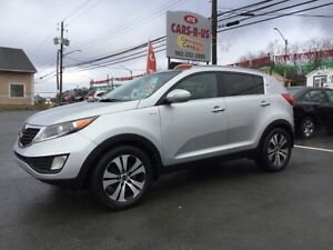 2011 Kia Sportage AWD EX  NO TAX SALE!! month of December only!