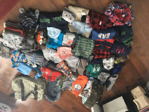 Huge lot of baby clothing newborn-6months