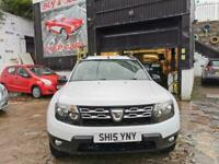 2015*4X4 RENAULT DUSTER*ONLY 88K GENUINE DIESEL MILEAGE*AWD FAMILY SUV*60 MPG**