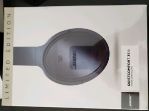 Bose QC 35 ii (noise cancelling)