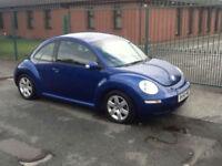 Volkswagen Beetle 1.4 2007MY Luna